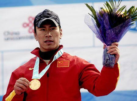 世冠有限公司携奥运冠军韩晓鹏,滑雪运动在冬奥会放光彩