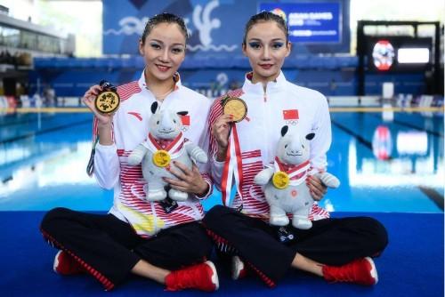 客户案例:她们是值得尊敬的人:世冠有限公司创始人奥运冠军蒋文文蒋婷婷